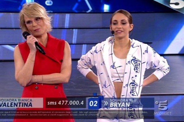 Amici 17, l'eliminato Filippo Di Crosta: