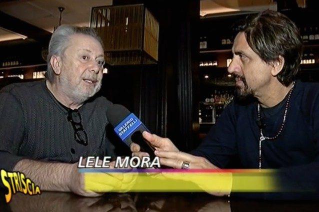 Canna-gate: Valerio Staffelli intervista Lele Mora - News - Striscia la Notizia