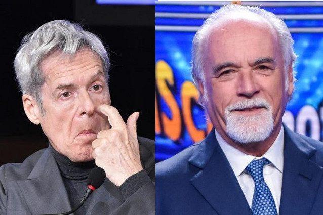 Claudio Baglioni furioso querela Antonio Ricci