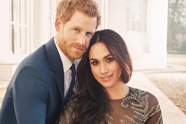 Matrimonio Meghan E Harry : Il matrimonio di harry e meghan markle in diretta dove