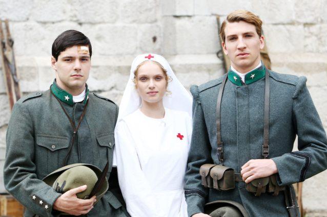 Il Confine. Arriva su Rai 1 la miniserie sulla Prima Guerra Mondiale