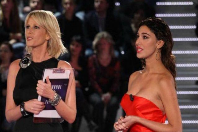 Alessia Marcuzzi soffia il posto a Belen Rodriguez: ecco cosa è successo