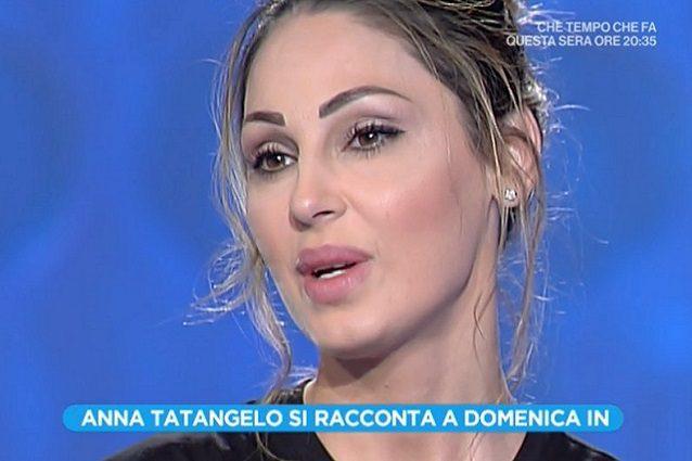 Domenica In, Anna Tatangelo:
