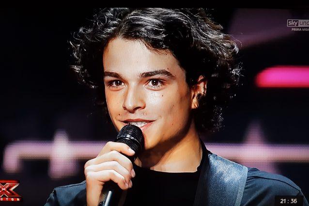 X Factor 2018, Leo Gassman: il figlio di Alessandro incanta tutti