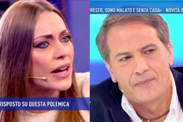 Maria De Filippi insultata a Domenica Live da Lorenzo Crespi