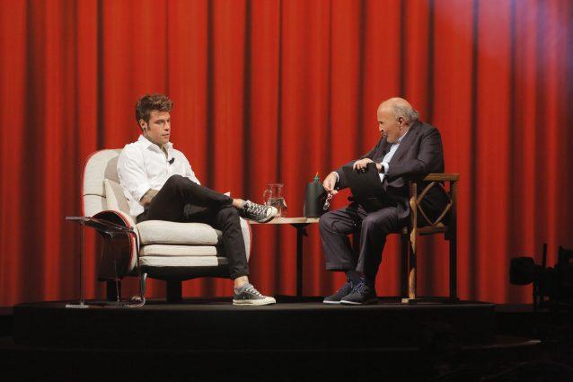 Gossip: Fabrizio Corona contro Fedez durante la messa in onda de 'L'intervista'