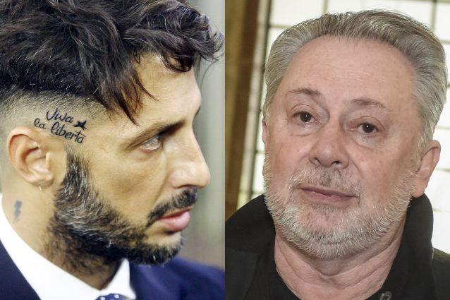 Fabrizio Corona riceve il Tapiro d'oro e confessa:
