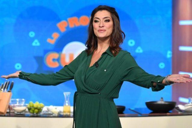 Elisa Isoardi, compenso modesto per 'La Prova del Cuoco'