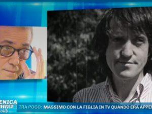 """Massimo Ghini si commuove: """"Carlo Vanzina mi ha richiamato quando il cinema mi aveva messo da parte"""""""