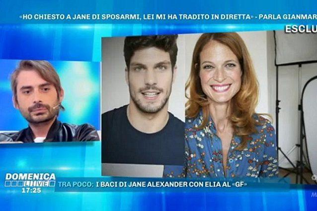 Gianmarco Amicarelli e Jane Alexander si sono lasciati?