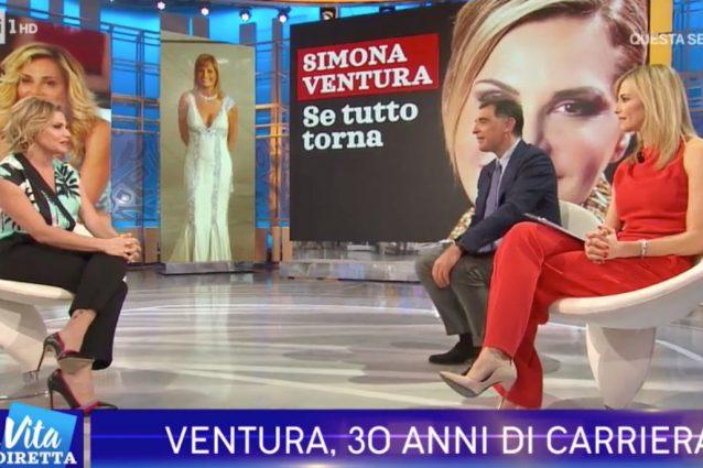 La Vita in diretta, amara frecciata di Francesca Fialdini: