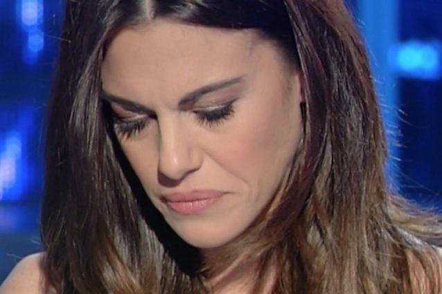 """Le lacrime di Bianca Guaccero: """"La separazione ha segnato i due ..."""