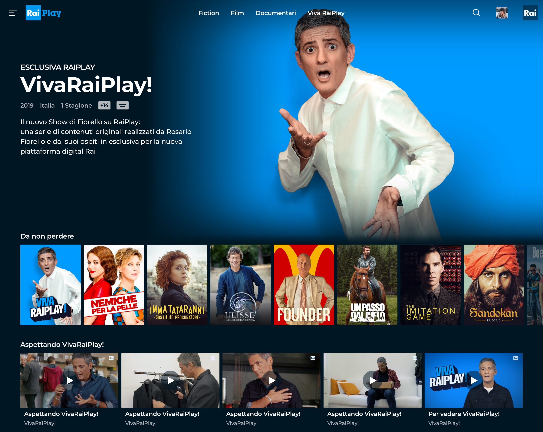 Come Funziona Raiplay Il Canale In Streaming Della Rai