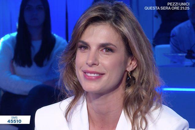 """Elisabetta Canalis ricorda il padre: """"Anche per colpa mia il"""