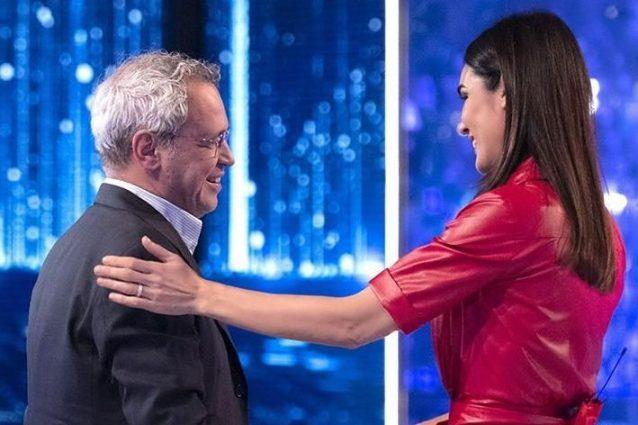 """Enrico Mentana a Verissimo: """"Quello di Lamberto Sposini è un"""