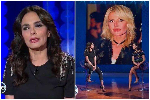 """Maria Grazia Cucinotta a Nathaly Caldonazzo: """"L'amicizia non"""