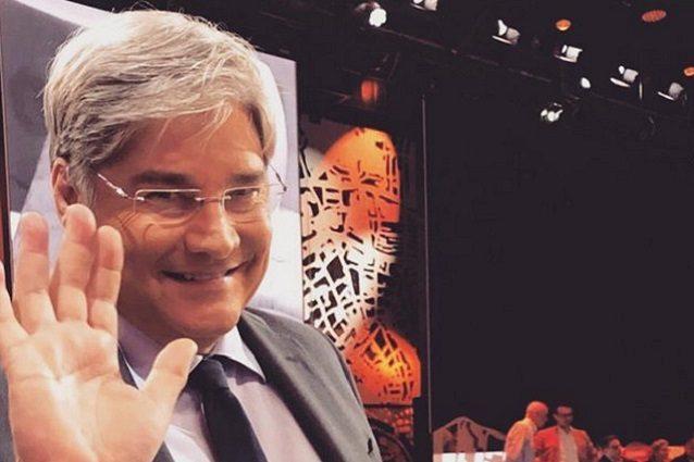 """Paolo Del Debbio torna a Dritto e Rovescio dopo il problema di salute: """"Vi amo più di prima"""""""