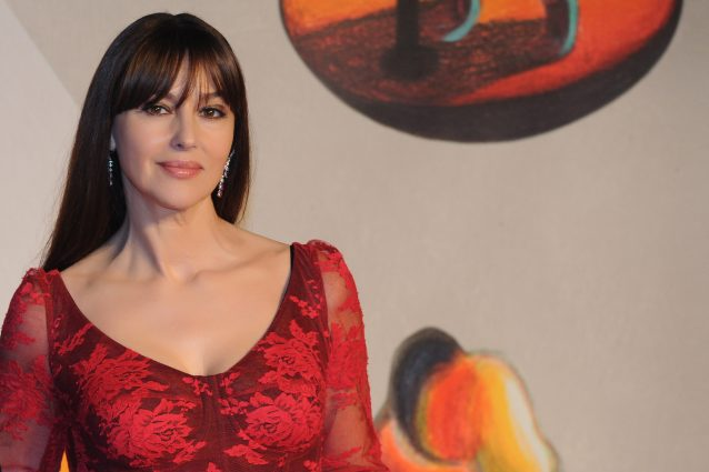"""Monica Bellucci non sarà a Sanremo 2020: """"Il progetto con Am"""