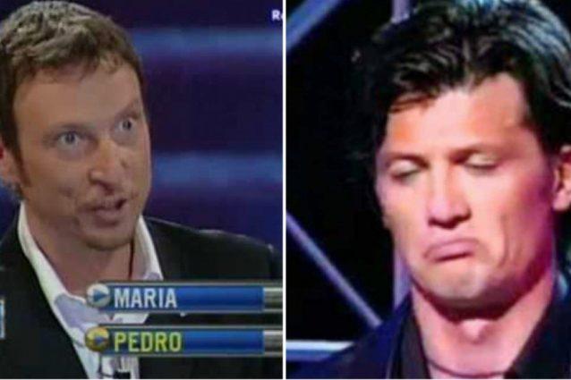 """Anche Pedro condanna Amadeus su Sanremo: """"Faccio un passo in"""