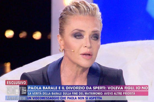 """Paola Barale: """"Gianni Sperti e Raz Degan sono nel dimenticat"""