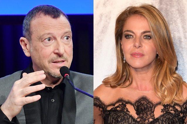 """Claudia Gerini propone di boicottare Amadeus e Sanremo: """"Don"""