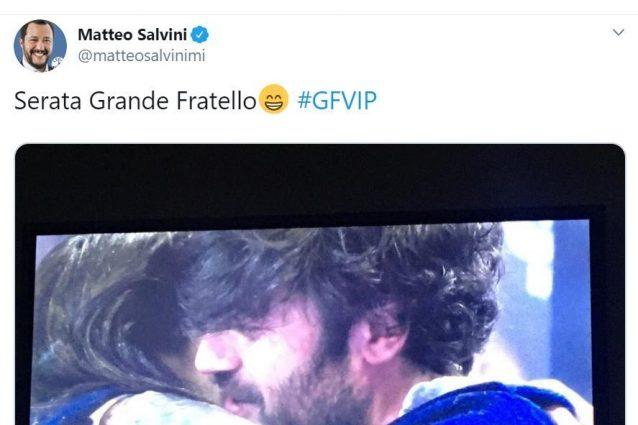 Matteo Salvini dopo la sconfitta elettorale si consola col G