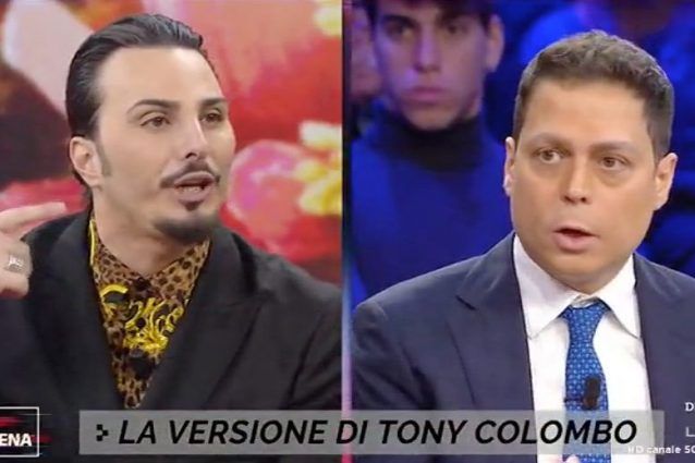 "Tony Colombo e Tina Rispoli contro Fanpage.it: ""Tutta fictio"