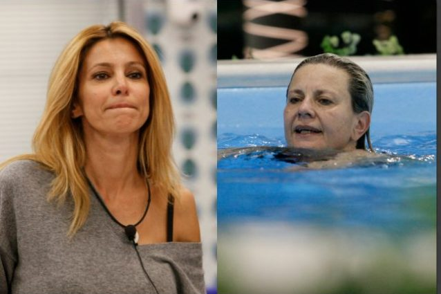 Al GF Vip 2020 è scontro tra Adriana Volpe e Antonella Elia: