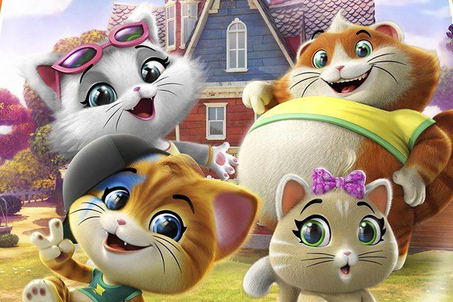 44 Gatti, su Rai YoYo arriva la seconda stagione