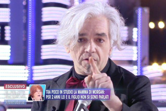 """Morgan cerca la pace con Bugo: """"Se chiedi scusa a Sergio Endrigo, io ..."""