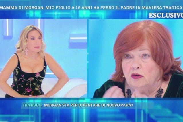 """La mamma di Morgan Luciana Castoldi: """"Mio figlio non ha superato il ..."""