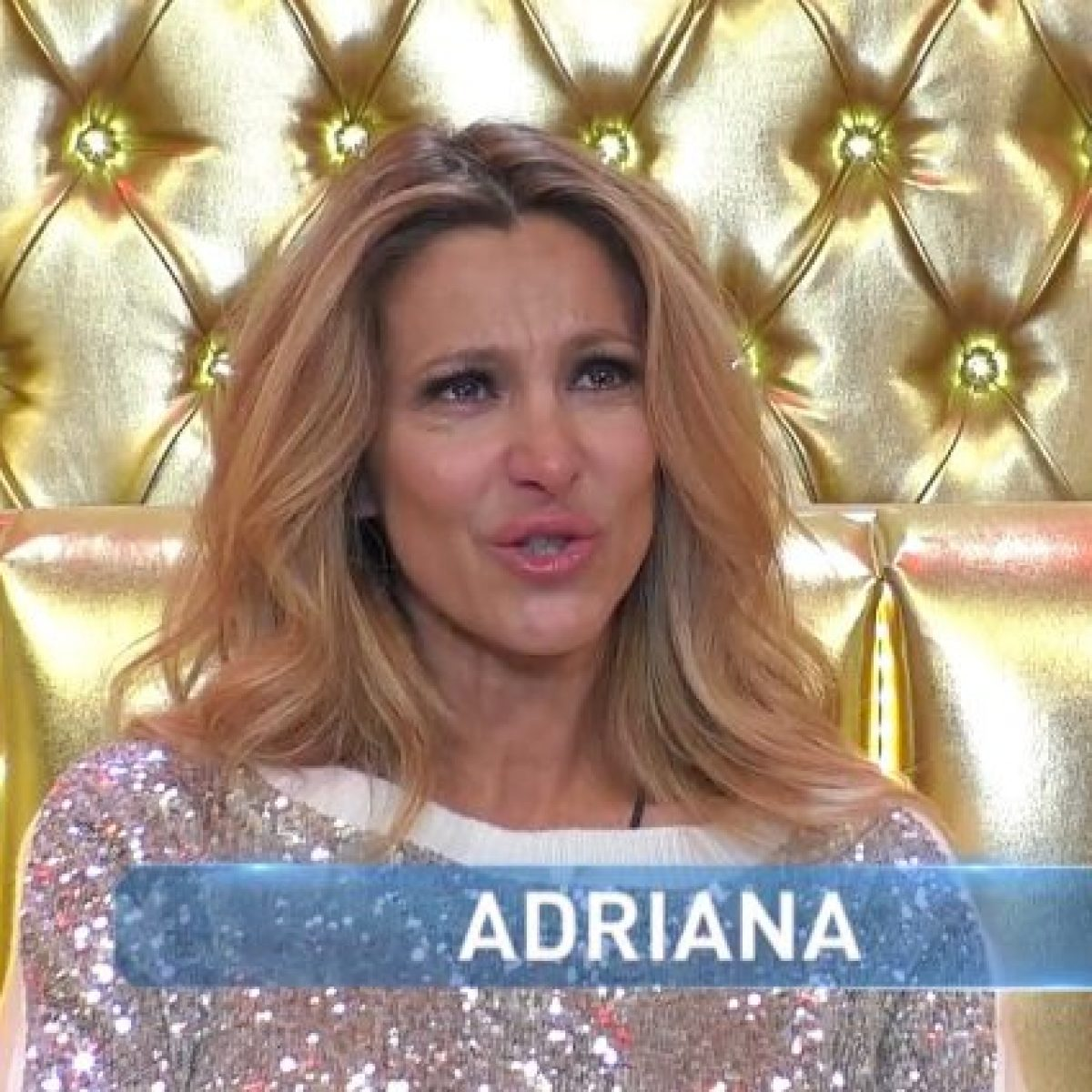 Adriana Volpe in lacrime: Prima di Giselle, ho perso un bambino ...