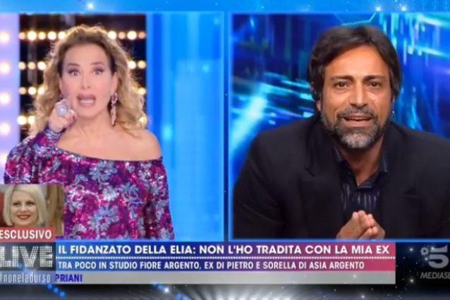 """D'Urso e la lite con Pietro Delle Piane, D'Anelli: """"Cognome"""