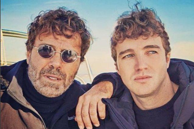 """Massimo Ciavarro sul figlio Paolo: """"Ho paura che cambi dopo"""