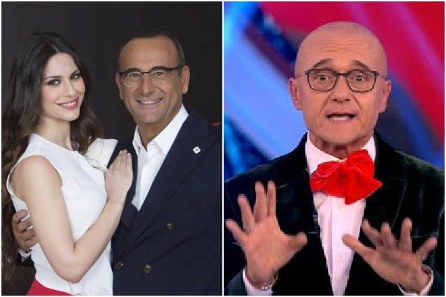 La Corrida vince la gara degli ascolti tv, il GF Vip di Alfo