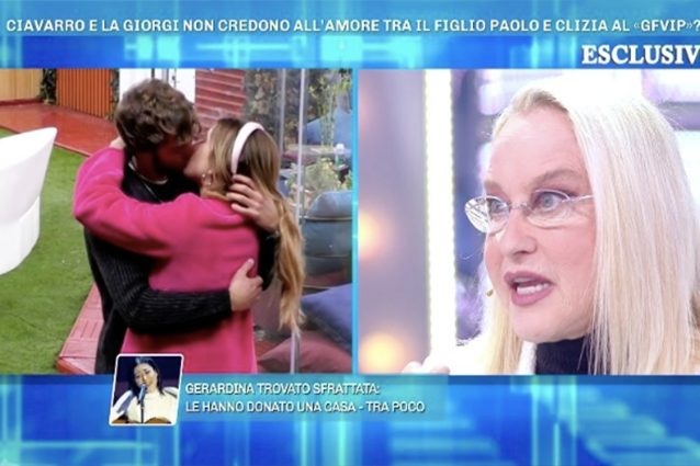"""""""Sei un Buscetta"""", Eleonora Giorgi attacca Clizia Incorvaia:"""