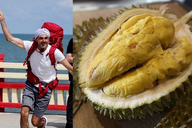 Pechino Express 2020, Enzo Miccio scopre il durian, la frutt