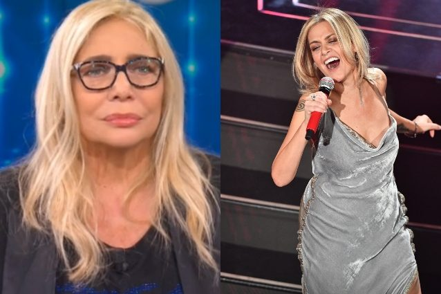 """Gaffe di Mara Venier: """"Irene Grandi non era al Festival di S"""