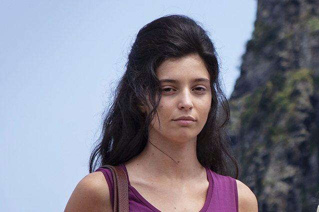 L'Amica Geniale 2, Gaia Girace dopo il bacio a Nino Sarrator