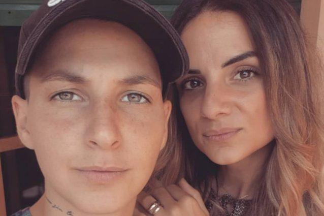 Marcella Sposato e Miriam De Crescenzo vicine a mamma Rosa d