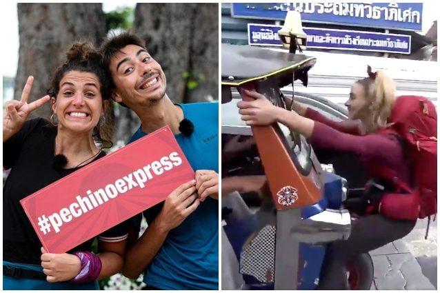 Pechino Express: Palermitani eliminati, Soleil Sorge contro
