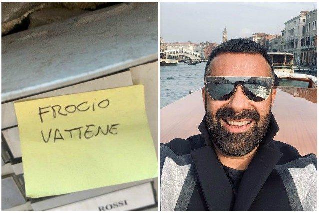 """'Frocio vattene', l'insulto omofobo a Luca Tommassini: """"Io z"""