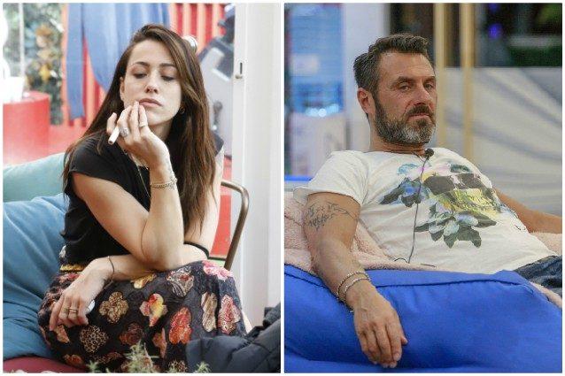 """GFVip 2020, Teresanna deride Sossio: """"Stai sempre in mutande"""