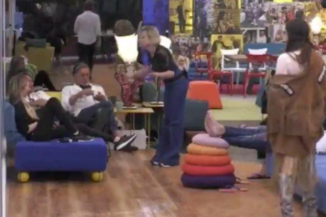 GF Vip | Licia Nunez contro Sossio Aruta: Alfonso Signorini