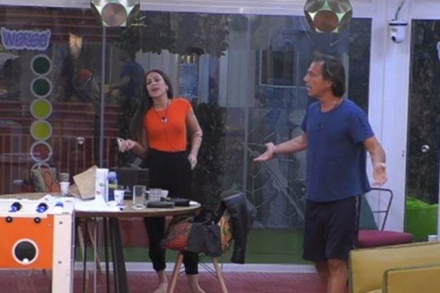 """GF Vip, tensione tra Antonio Zequila e Teresanna Pugliese: """""""