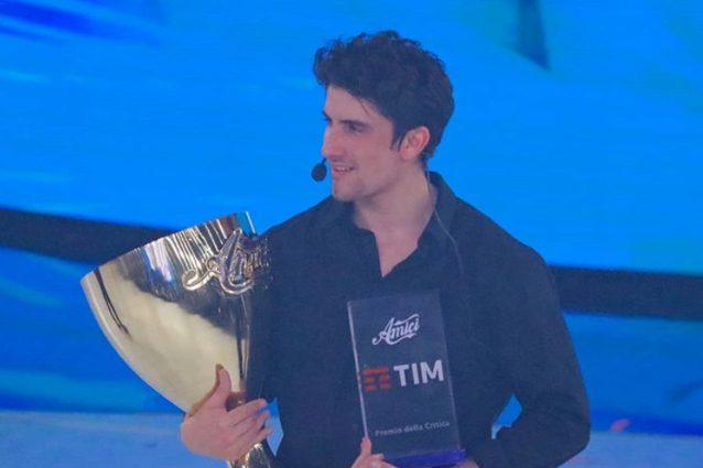 """Javier Rojas, vincitore categoria ballo di Amici 2020: """"Sono"""