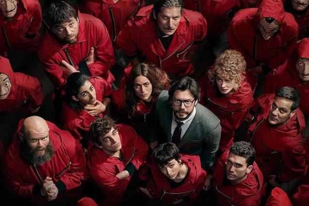 A che ora esce La casa di carta 4 su Netflix, la serie onlin