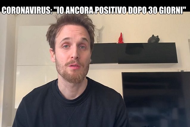 """A le Iene è Alessandro Politi ad avere il coronavirus: """"Dopo"""