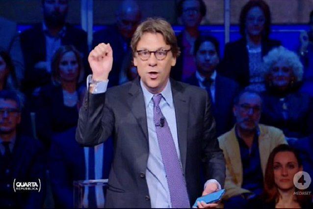 Quarta Repubblica torna in onda dal 6 aprile, Nicola Porro è guarito dal Coronavirus