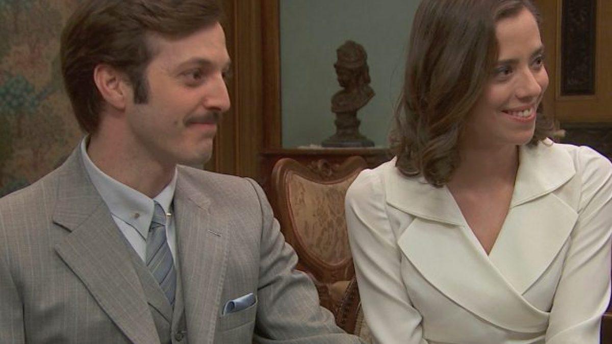 Il segreto, anticipazioni 1 – 6 giugno: Ramon chiede a Marta di sposarlo